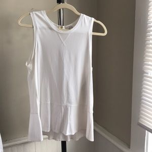 White tank from Gap